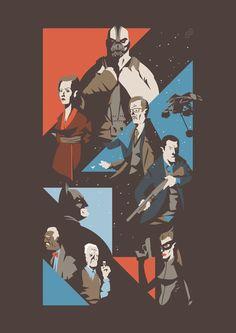 The Dark Knight Trilogy - Imgur