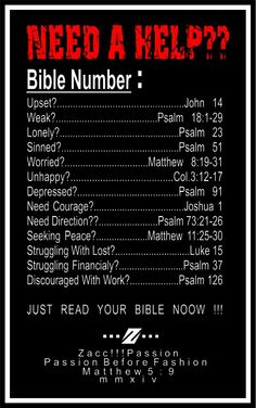 Bible Number