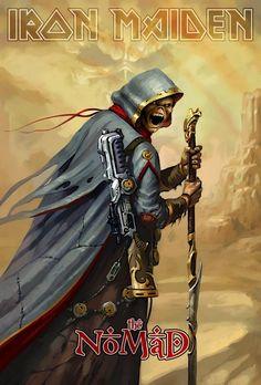 The Nomad - (Iron Maiden).