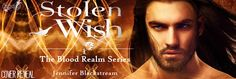 CELTICLADY'S REVIEWS: #stolenwishtour Stolen Wish Series: The Blood Real...