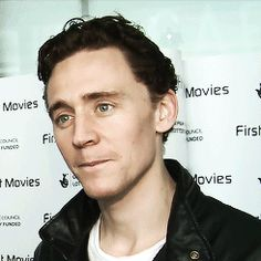 (gif) Tom has the most beautiful smile in the universe. If you are feeling down, just watch this and your day will be a thousand times better!