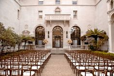 James Leary Flood mansion in San Francisco, wedding venue