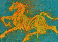 Homage to the Horse  by Do It Now Magazine   Nightjar Travel Magazine Stand