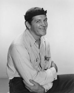 """George Lindsey - """"Goober"""" on the Andy Griffith Show"""