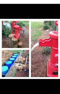 55 Gallon Barrel Dry Well Yard Ideas Pinterest Dry