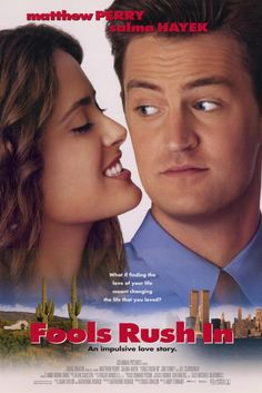 Matthew Perry is irresistibly adorable in this romantic comedy :)