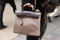 Hermès Streetstyle Paris Fashion Week