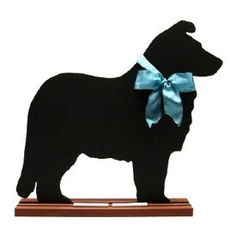 dog breed black board - inspiration