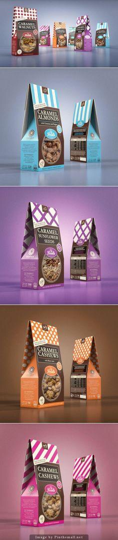Nuts-packaging: