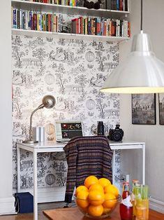 Arbeitsplätze mitten in der Wohnung | Sweet Home
