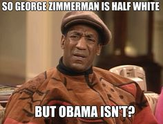 #zimmerman #Obama...don't make much since to me