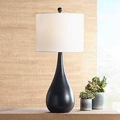 Telford Bronze Gourd Table Lamp
