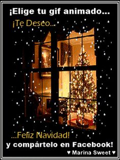¡Te Deseo... Feliz Navidad!