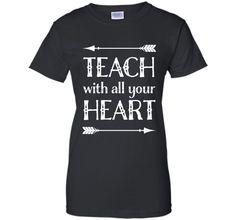 Teacher T-shirt Back To School Teaching Appreciation Gift