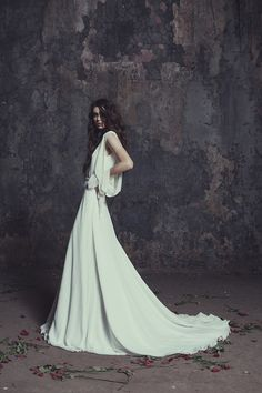 Bo and Luca Cassiopeia Bridal Collection @weddingchicks