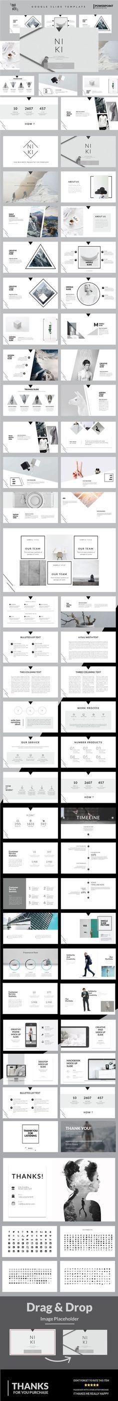 Kuniang Talua Powerpoint Template Presentation templates - contact details template
