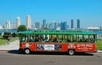 San Diego Tour: Hop-on Hop-off Trolley #sandiego #california
