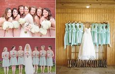 bridesmaid dresses uk for farm wedding