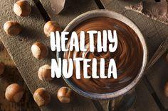 Hazelnut Spread Recipe (better than Nutella)