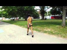 latex in Berlin - YouTube