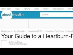 Foods That Reduce Acid Reflux And Fight Heartburn Kathleen Zelman Uhc Tv