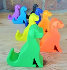 Dog Mobile Phone Stand