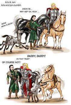 Loki Jokes - The Avengers / Hulk / Thor