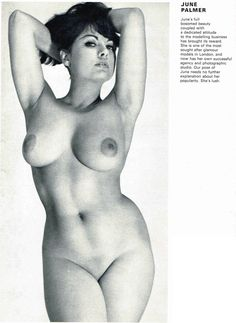 Question Excuse, nude vintage june palmer for