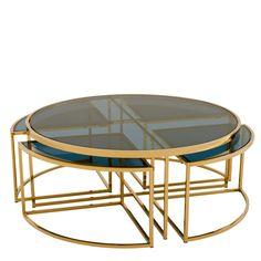 COLLECTION - tables & desks - coffee tables - Eichholtz