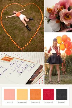 Colorboard # late summer whimsy Maybe for Lizzie's room summer aesthetic Colorboard # late summer whimsy Colour Pallette, Color Combos, Color Trends, Autumn Inspiration, Color Inspiration, Wedding Color Schemes, Wedding Colors, 100 Layer Cake, Crazy Colour