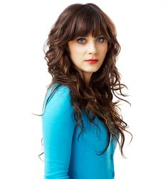 25 things you didn't know about Zooey Deschanel (<3 <3 #4. I used to dress up like a princess to do my homework.)