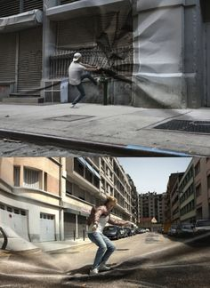 paper realities by Jan Kriwol