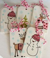 Gallery - christmas tags - Christmas - tags - Two Peas in a Bucket