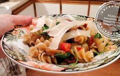 Inspiration italienne Archives – Au bout de la langue Spaghetti, Pasta Salad, Ethnic Recipes, Foodies, Canada, Inspiration, Kitchens, Eruca Sativa, Language