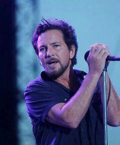 Eddie Vedder.   Mr Handsome