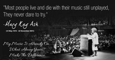 Mary Kay Ash, 22 November, Beauty Consultant, My Music, You Changed, Let It Be, Makeup, Tips, How To Make
