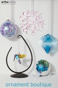 Glass Pumpkins, Diy Art Projects, Art Tutorials, Amazing Art, Origami, Glass Art, Christmas Decorations, Ornaments, Holiday