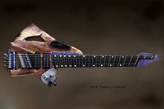 Rick Toone Luthier. Admirable work Rick.