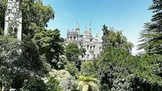 Quinta da Regaleira, Sintra Portugal, Mansions, Country, House Styles, Home, Decor, Decoration, Manor Houses, Rural Area