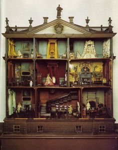 #doll house #dolls #victorian #versailles #french