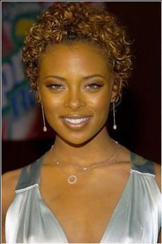 Eva Pigford Hairstyles | Eva Pigford Interview for Crossover | The Cinema Source-TCS