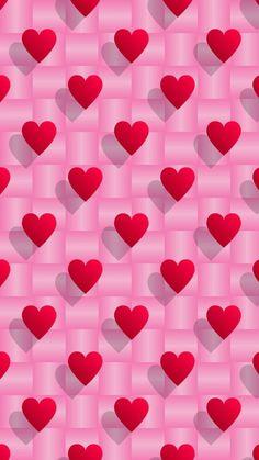 Wallpaper Iphone Love, Heart Wallpaper, More Wallpaper, Cellphone Wallpaper, Valentine Wallpaper, Pretty Backgrounds, Pretty Wallpapers, Wallpaper Backgrounds, Heart Art