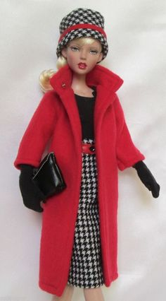 """JUDY'S SHOPS THE PARIS BOUTIQUES!  FOR 16"""" TONNER DEJA VU. MADE BY SSDESIGNS"""