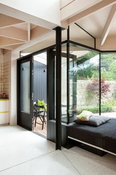 """Ingenious Addition to Small Victorian House in Dublin: The """"Scale of PLY"""" Project - http://freshome.com/ingenious-addition-to-small-victorian-house-in-dublin-the-scale-of-ply-project/"""