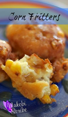 I love Fried Corn Fritters! This recipe is one of my family favorites!