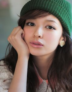 Designer Clothes, Shoes & Bags for Women Japanese Beauty, Japanese Girl, Asian Beauty, Cute Asian Girls, Cute Girls, Cute Beauty, It Goes On, Beautiful Asian Women, Girl With Hat