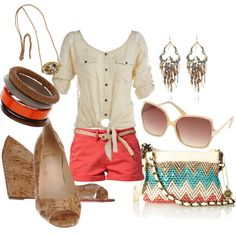 Hampton Casual, created by dawndenise on Polyvore