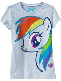 Girls My Little Pony© Tees | Old Navy  Zelda would love this