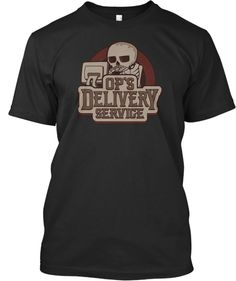 OP's Delivery Service | Teespring