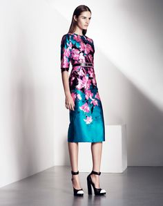 Prabal Gurung Pre-Fall 2013 - Review - Fashion Week - Runway, Fashion Shows and Collections - Vogue - Vogue